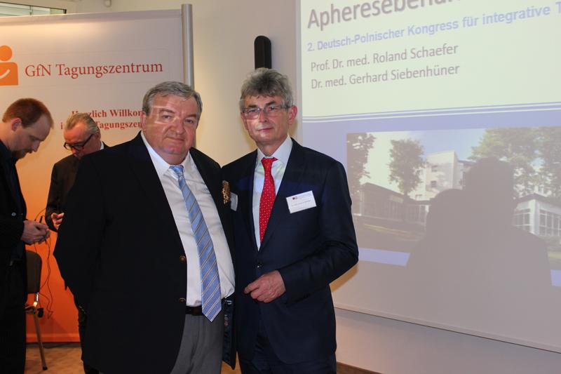 Prof. Michalski, Dr J. Vorreiter