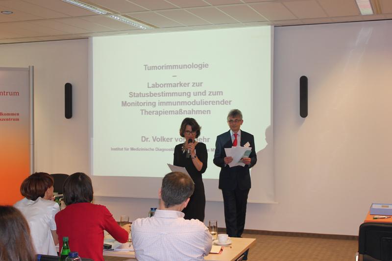 Dr M. Nasiłowska, Dr J. Vorreiter